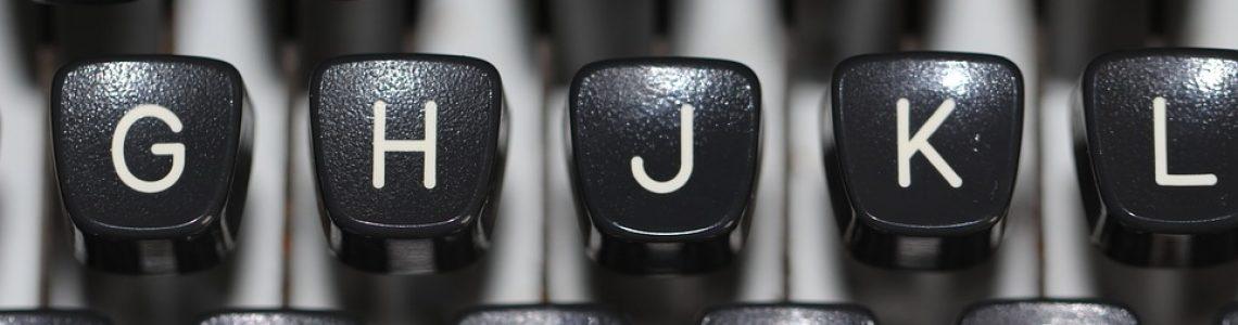 Keyboard Blog Vintage News Type Typewriter